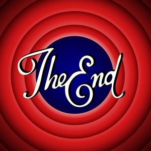 THE END VOL. XIX