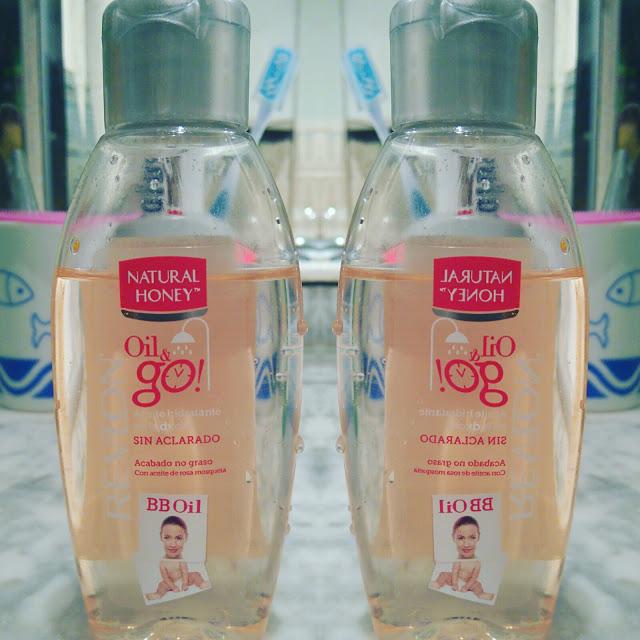 BB OIL & GO! DE NATURAL HONEY