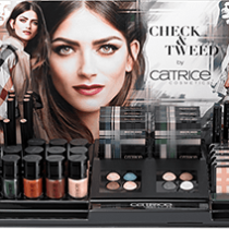 """Limited Edition """"Check & Tweed"""" by CATRICE"""