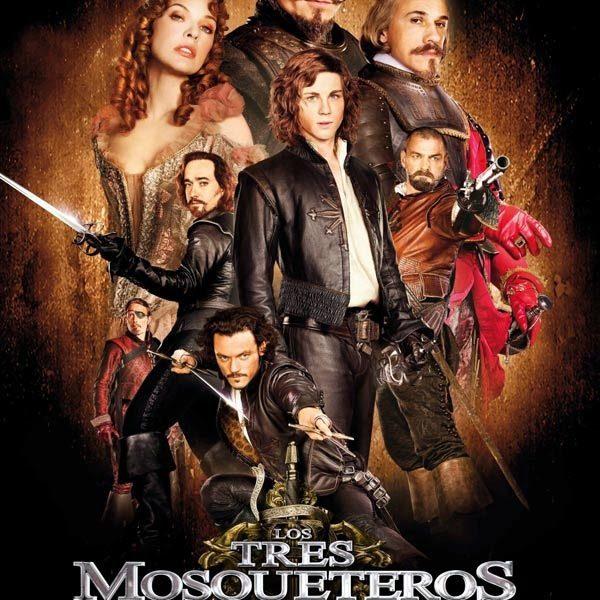 RECOMENDACION TARDE DE CINE : LOS TRES MOSQUETROS 2011
