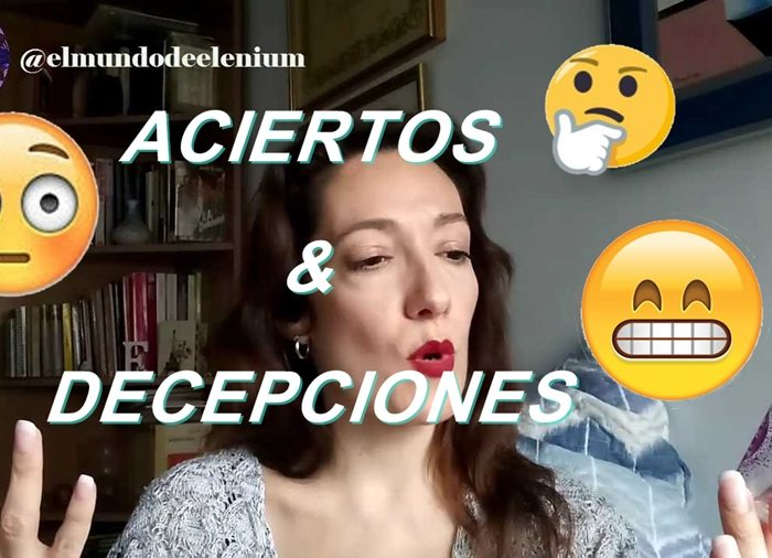 ACIERTOS & DECEPCIONES VOL IV