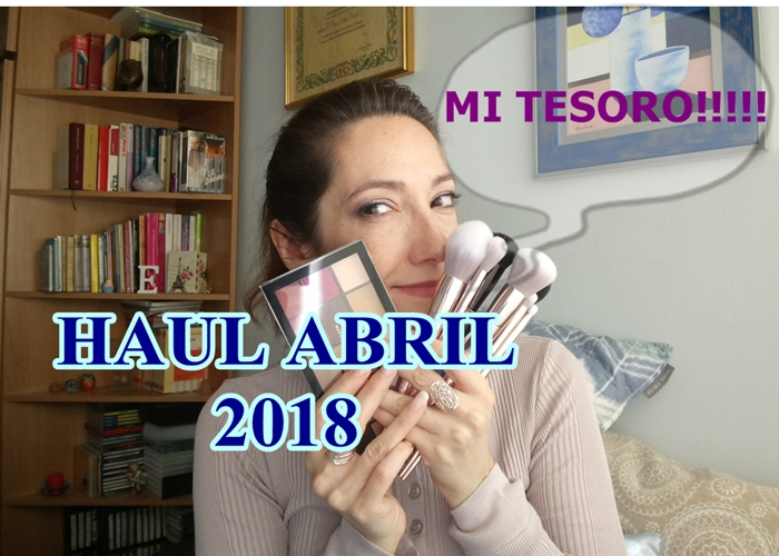 HAUL ABRIL 2018