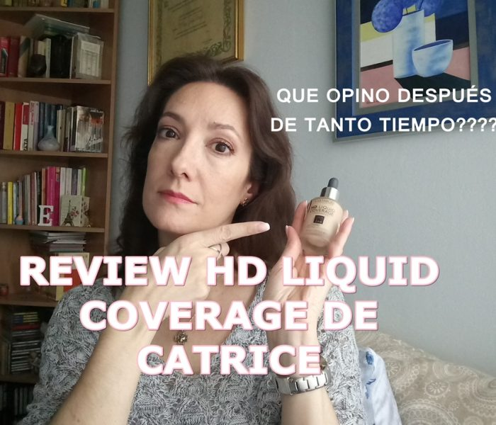 REVIEW  BASE HD LIQUID COVERAGE DE CATRICE