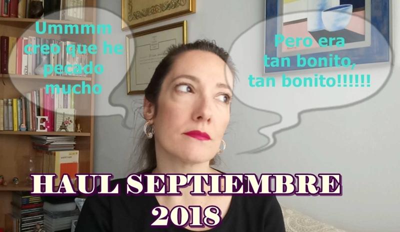 HAUL SEPTIEMBRE 2018