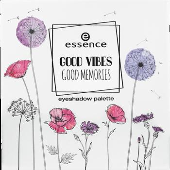 EDICIÓN GOOD VIBES GOOD MEMORIES DE ESSENCE