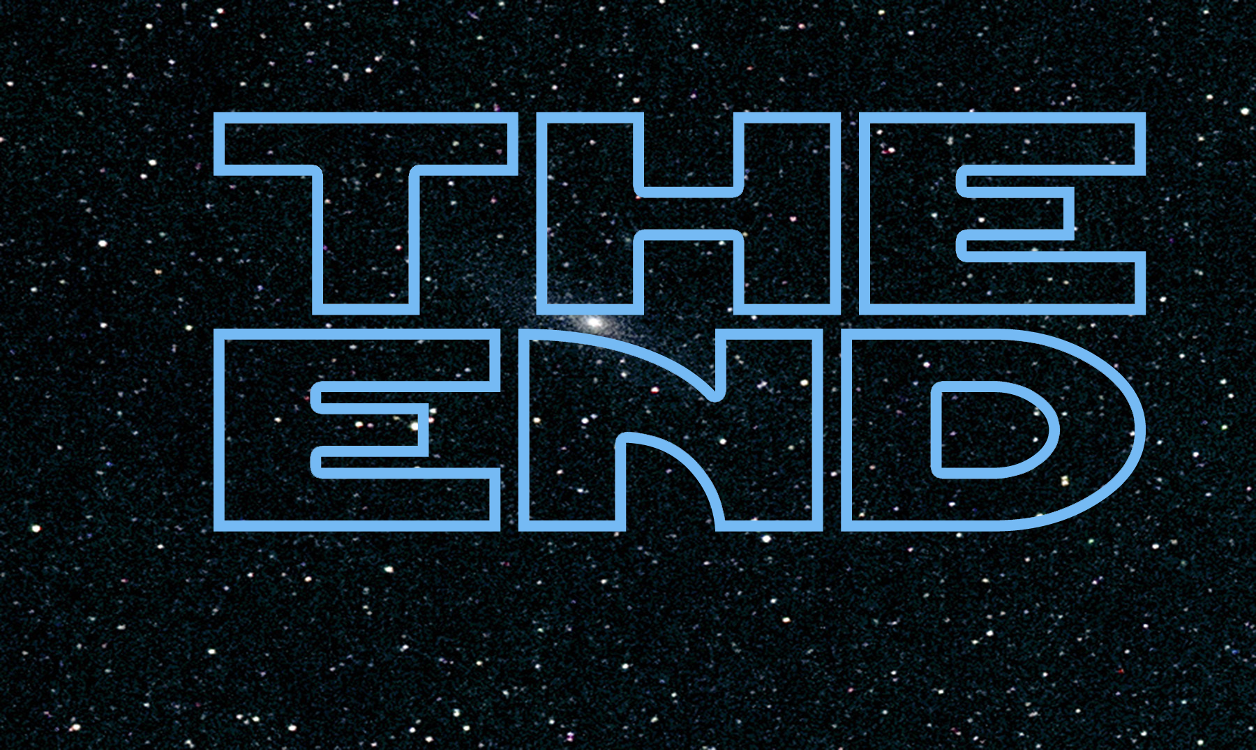 THE END VOL. XXVIII