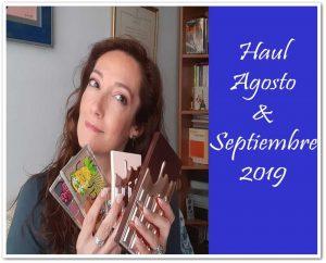 Haul agosto-septiembre 2019