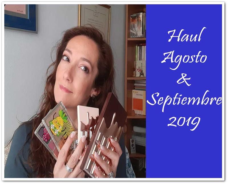 HAUL AGOSTO & SEPTIEMBRE 2019