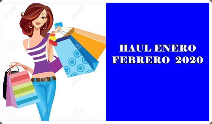 HAUL ENERO FEBRERO 2020