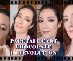 4 LOOKS I HEART CHOCOLATE