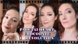 i heart chocolate