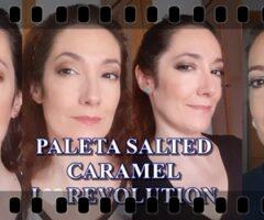 4 LOOKS SALTED CARAMEL